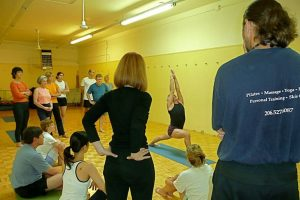 [Live Streamed] Level 2-3 Yoga Continuing & Intermediate Iyengar Yoga with Richard Schachtel - Center for yoga of Seattle