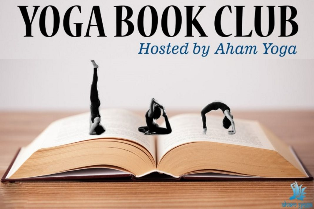 redmond yoga book club