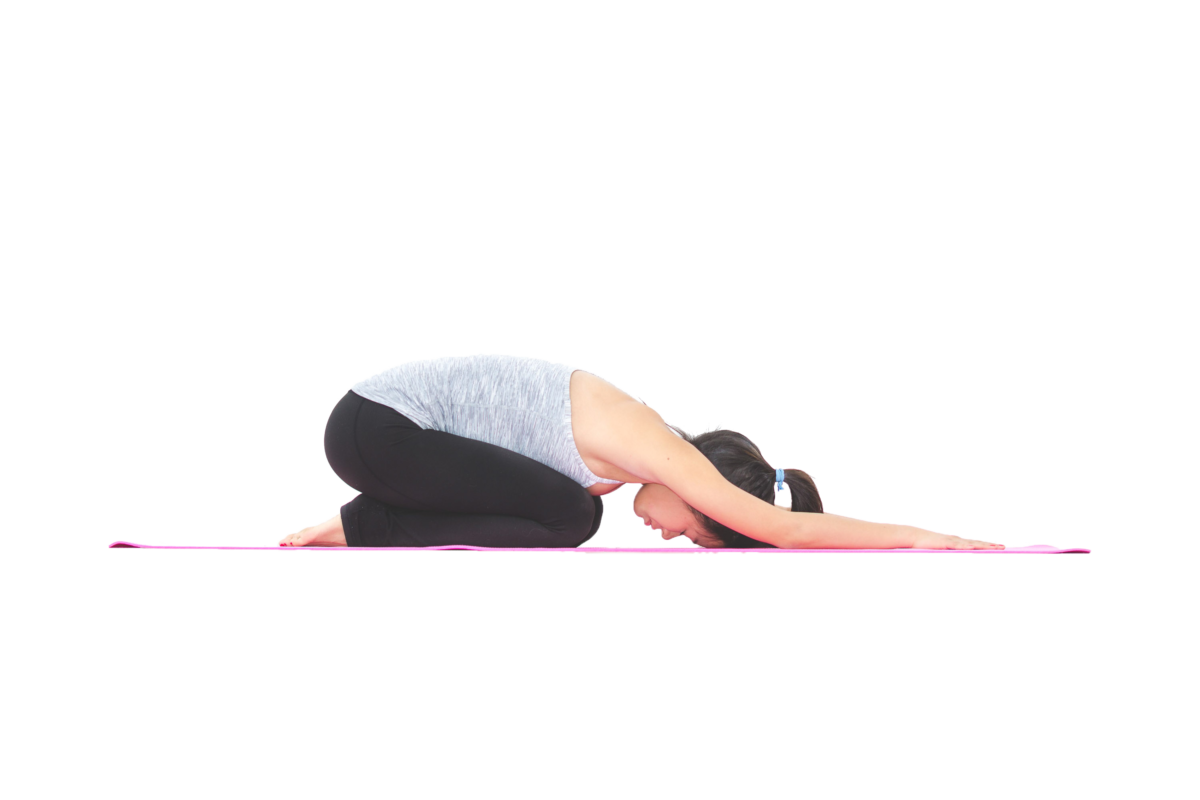 Child Pose – Balasana  IMAGES, GIF, ANIMATED GIF, WALLPAPER, STICKER FOR WHATSAPP & FACEBOOK
