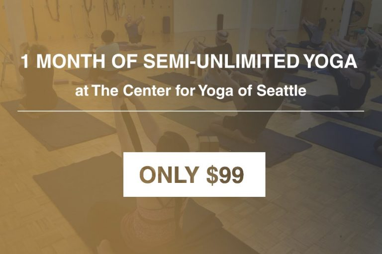 center for yoga of seattle - yoga deal