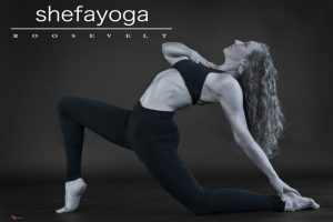 Shefayoga - Flight Fundamentals: Crow Pose with Michelle Chambers