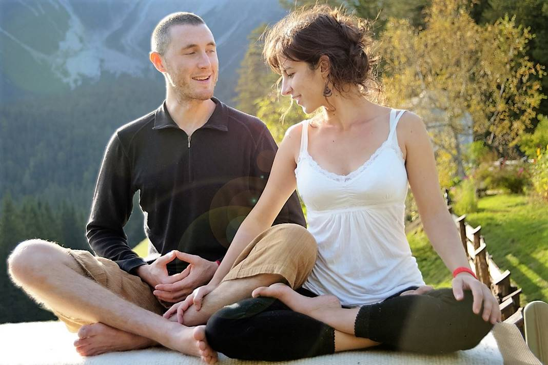 Couples Yoga for Fertility Seattle