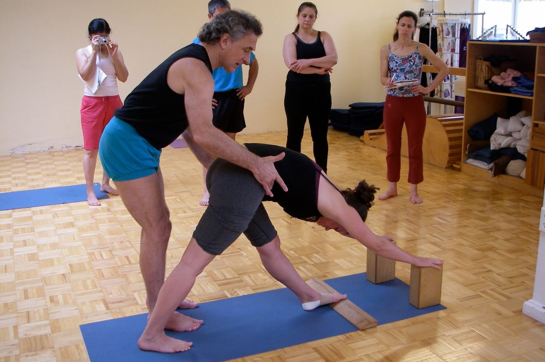 15 Session Afternoon Intensive Yoga Course with Richard Schachtel