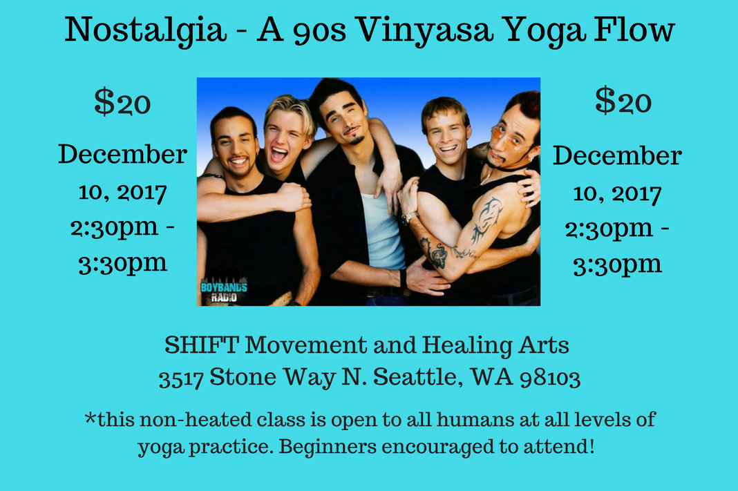yoga class with music seattle