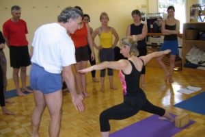 12th Annual Summer 200 Hour Yoga Teacher Training Immersion with Richard Schachtel