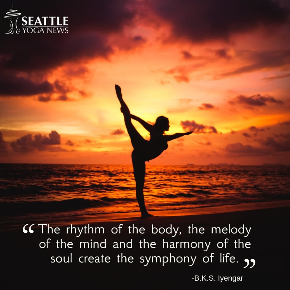the rhythm of the body quote