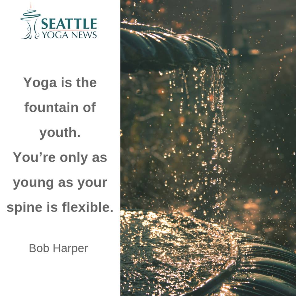 yoga-fountain of youth- quote