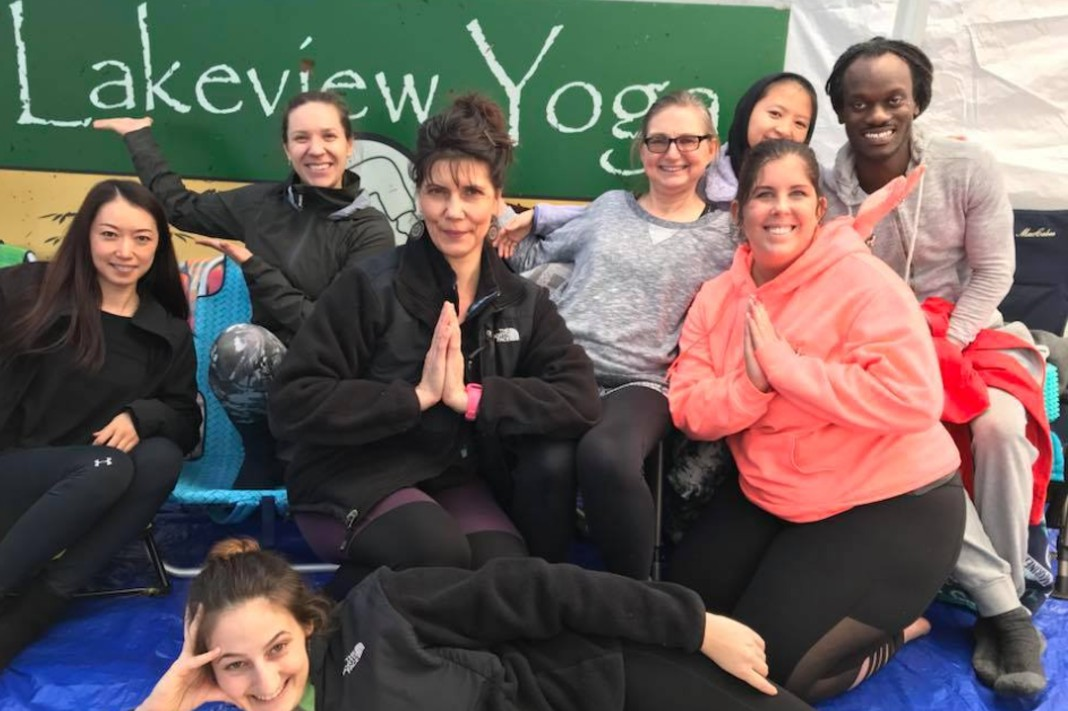 Fall 2019 200 RYT at Lakeview Yoga- Open Up Yoga