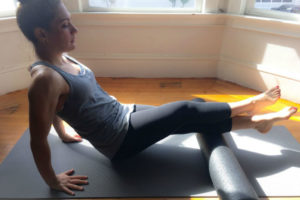 Foam Rolling Workshop with Sarah Fletcher-Spira Power Yoga