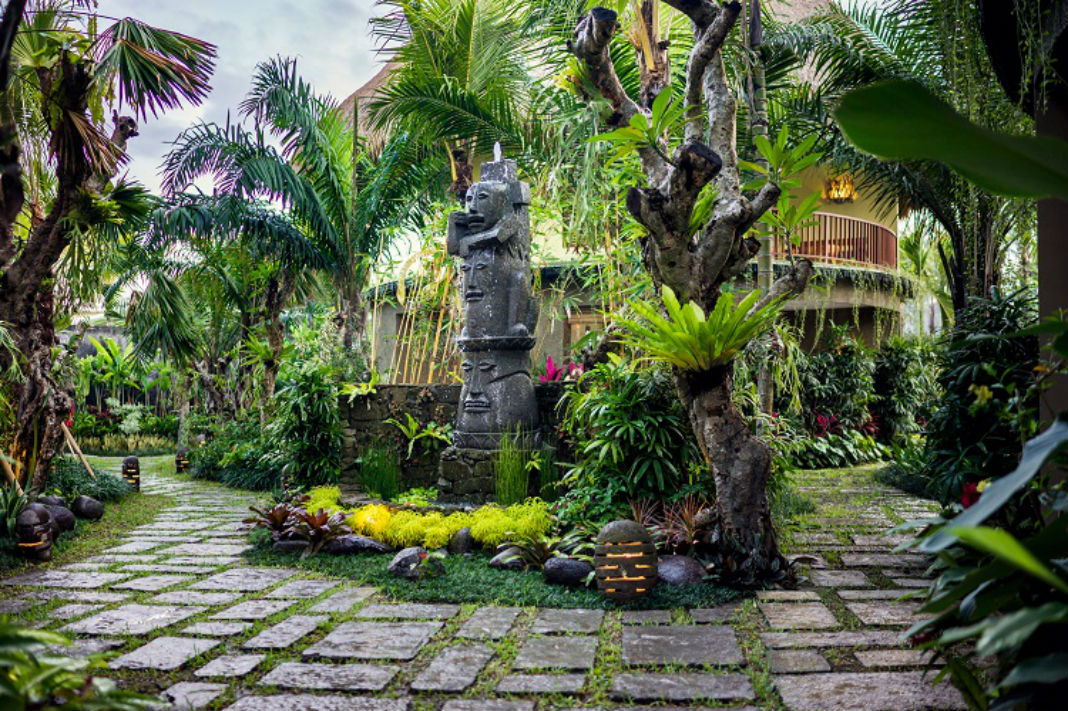 Ubud Offerings Culture in Bali-Jennifer Isaacson