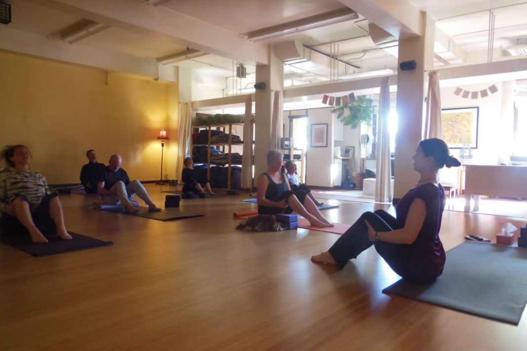 Phinney Ridge Adaptive Yoga Teacher Training in Seattle