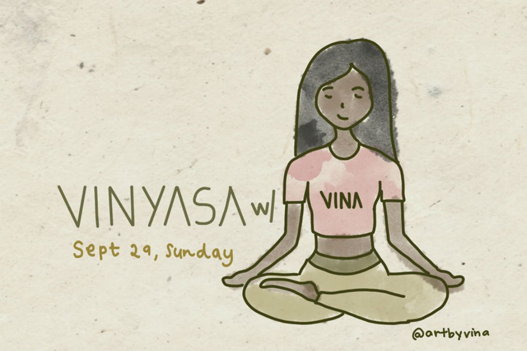 Vinyasa with Vina Free Yoga and Meditation