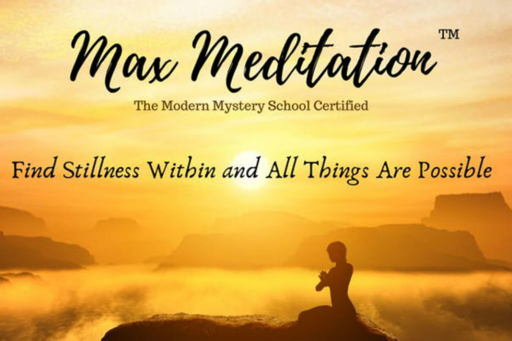 Max Meditation - Christie Rae