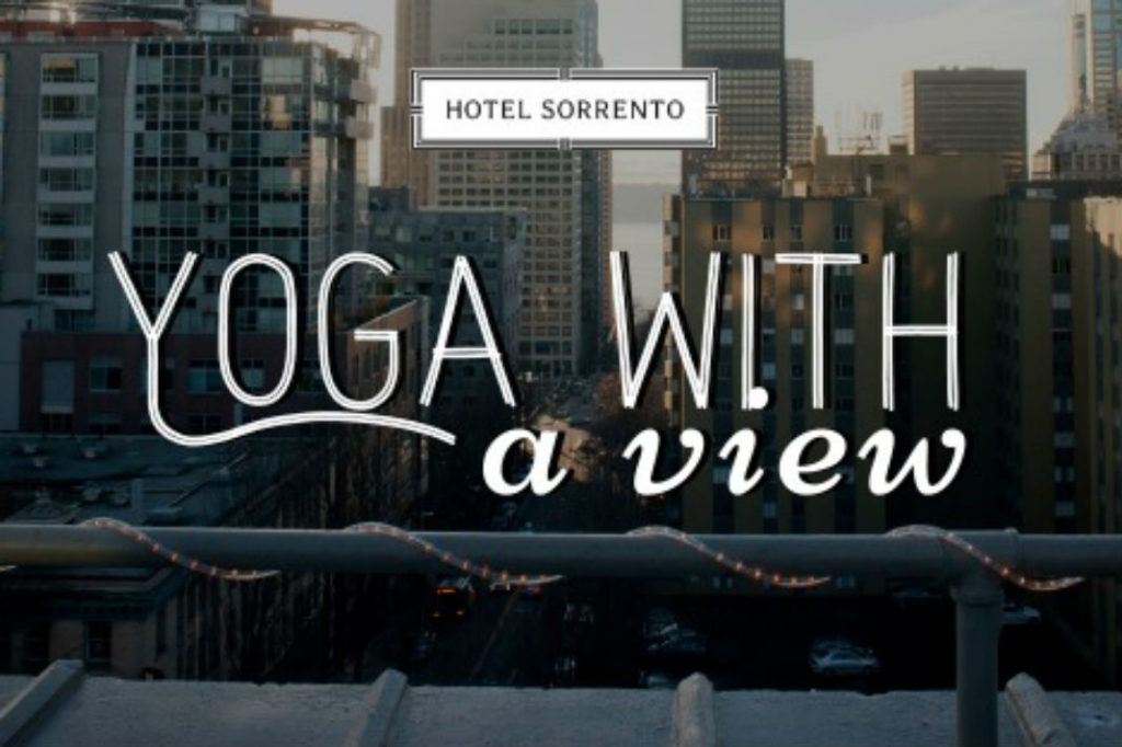 Yoga With A View - Hotel Sorrento