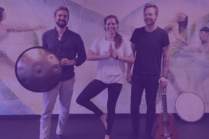 Gentle Yoga Sound Bath with Katie Hosler in Bryant