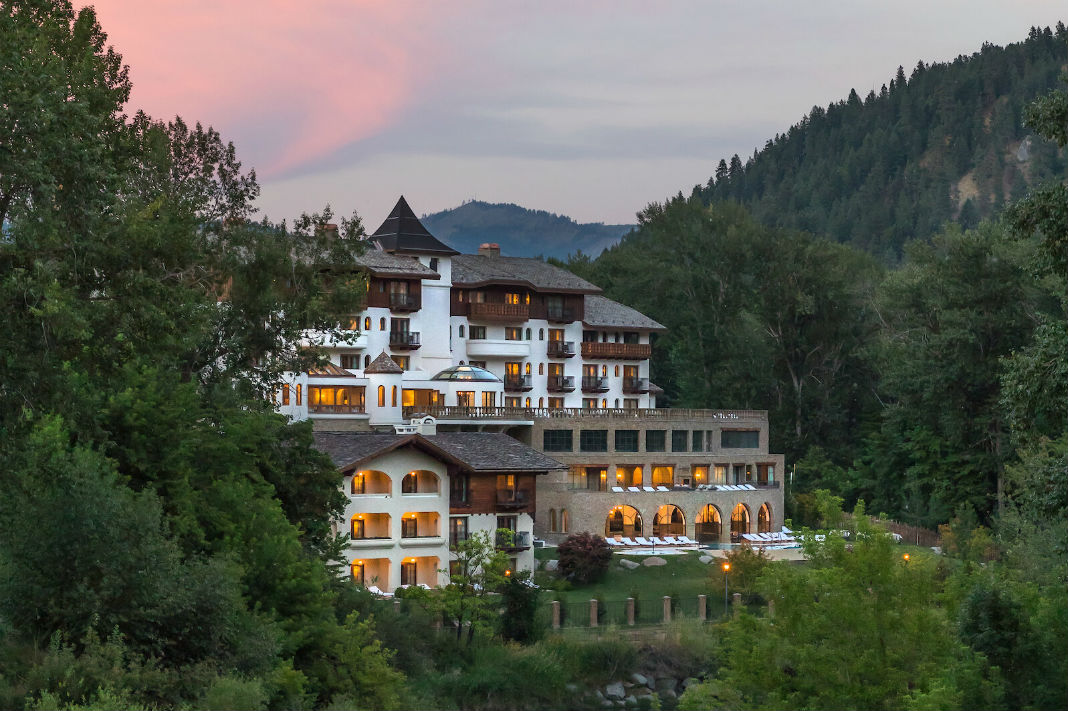 Womens Water Temple Retreat in Leavenworth - Devoted Yogi