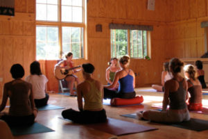 2020 Sleeping Lady Mountain Resort Retreat - Radiant Path Yoga
