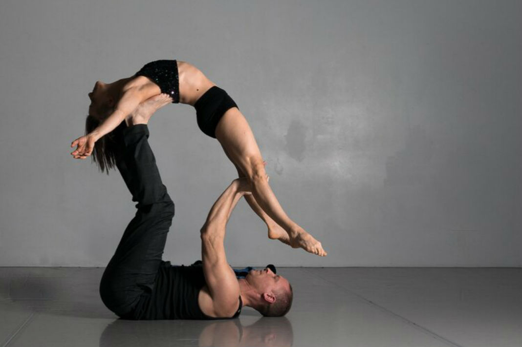 Acroyoga Workshops for Beginners - Seattle Yoga Arts