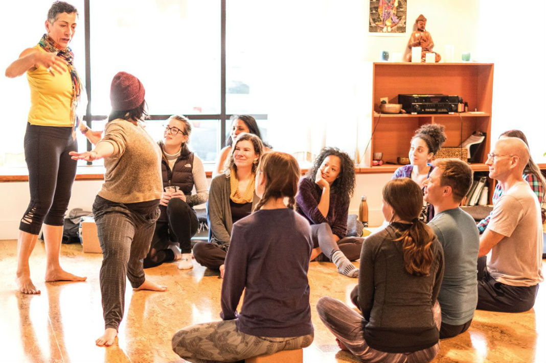 Free Teacher Training Info Sessions with Anne-Phyfe Palmer - 8 limbs yoga