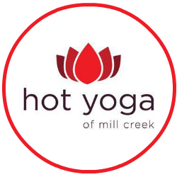 Hot Yoga of Mill Creek -logo