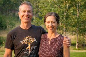 Yoga Ayurveda for Healthy Aging 20 with Baxter Bell & Melina Meza - 8 Limbs Yoga Centers