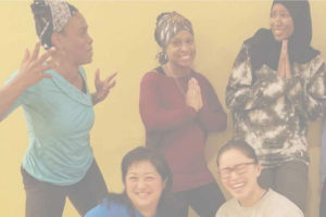 Yoga for Black Indigenous and People of Color - 8 limbs yoga
