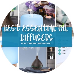 Shopping Guide - Best Essential Oil Diffusers for Yoga and Meditation