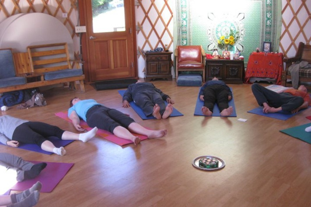 Gentle Over 50s Yoga for Every Body - Holman Health Connections