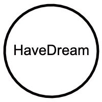 HaveDream - logo