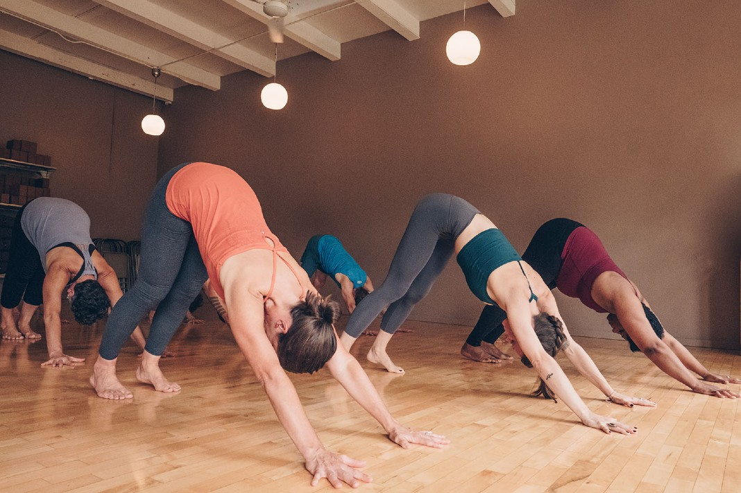 Intro To Yoga Series with Nancy Burtenshaw in Wedgwood - 8 Limbs Yoga Centers